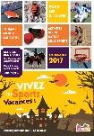 sports vacances toussaint 2017