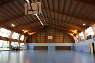 Le Gymnase COSOM de Villepinte