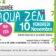 Soirée Aquazen à la piscine municipal vendredi 10 novembre - Inscriptions dès le 16 octobre