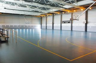 Gymnase Infroit - Villepinte