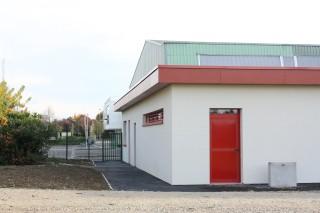Gymnase Lamberdière - Villepinte