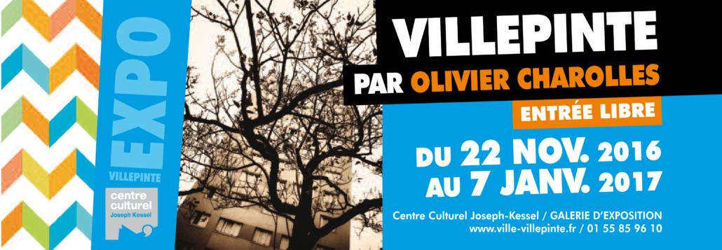 Villepinte par Olivier Charolles - Expo Photo au Centre Culturel Joseph Kessel