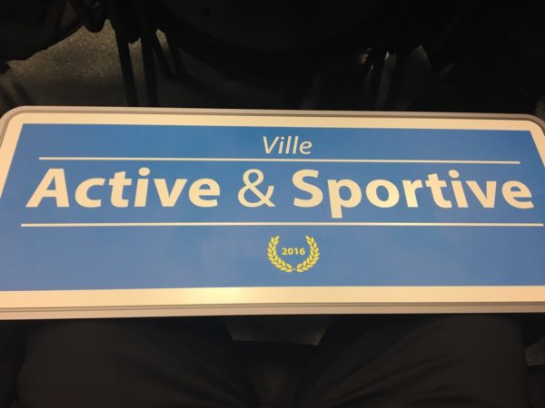 Villepinte, Ville Active & Sportive !