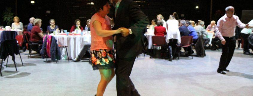 Thé dansant aux Espaces Roger-Lefort dimanche 19 février 2017