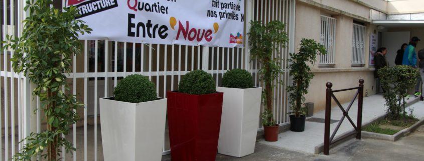 "Inauguration PAQ ""Entre Noue"" samedi 25 février 2017"