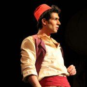 Spectacle Aladin aux Espaces V Roger-Lefort de Villepinte, samedi 25 février