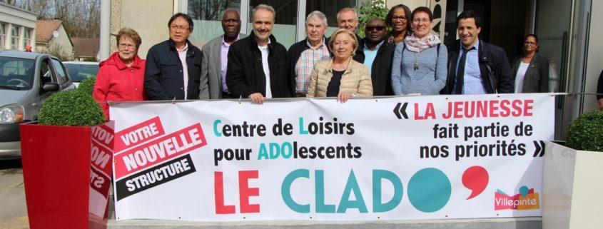 Inauguration du CLADO -Villepinte