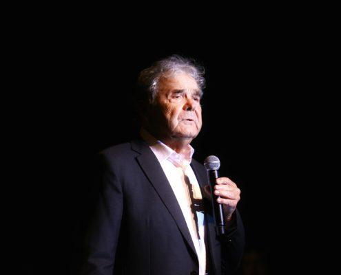 Pierre Perret en concert à Villepinte, vendredi 15 mars 2017