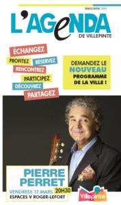 Agenda mars-Avril 2017 - Villepinte