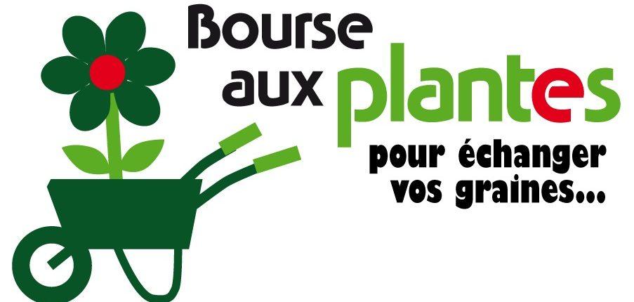 Bourse aux plantes aux jardins familiaux de Villepinte, samedi 25 mars