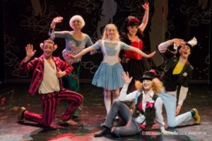 Alice, La Comédie Musicale, ©2015 Christine Coquilleau Naït Sidnas