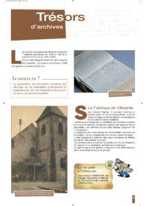 secrets de Villepinte