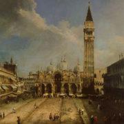 Canaletto, l'art venitien au 18ème siècle, conférence d'Éloïse le Bozec