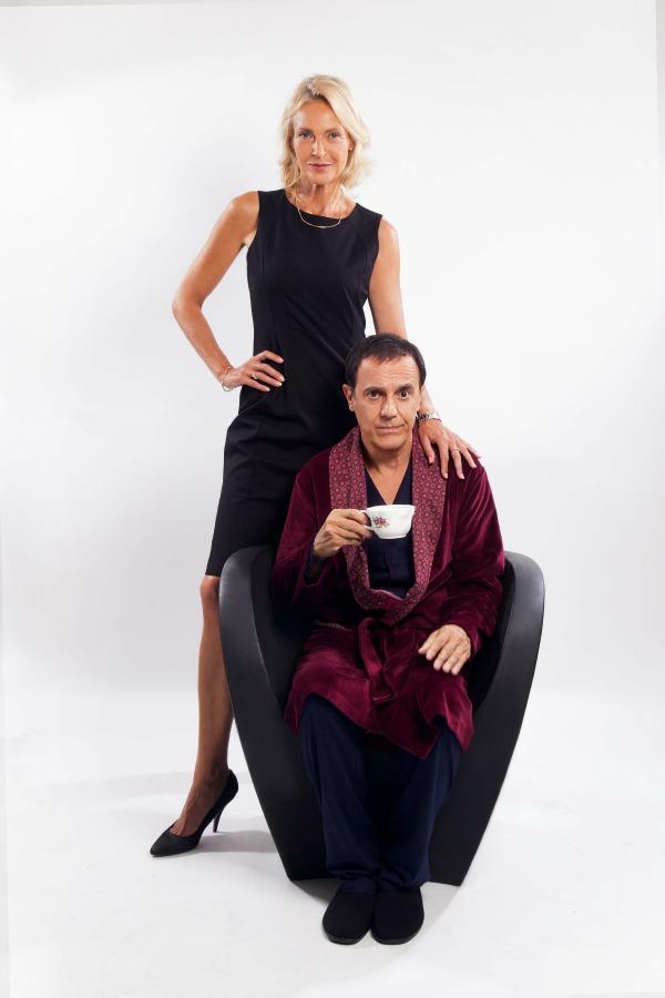 Théâtre : L'un n'empêche par l'autre avec Alexandra Vandernoot et Thierry Beccaro