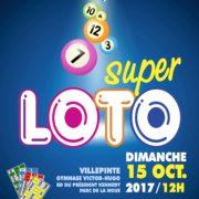 Super loto du Rotary Club dimanche 15 octobre au Gymnase Victor-Hugo de Villepinte