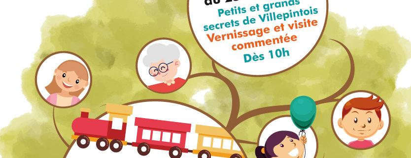 Expo Petits et grands secrets de Villepintois