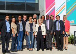 Inauguration centre Nelson-Mandela samedi 14 octobre 2017