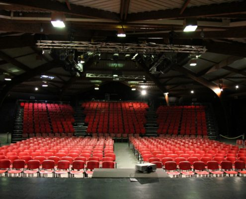 Salle Jacques Brel des Espaces V Roger-Lefort -Villepinte (93)
