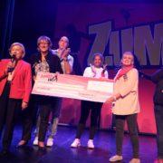 Soirée Zumba rose à Villepinte