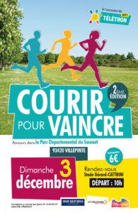 téléthon - programme Villepinte