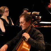 concert de Léonor Rondeau au piano et Rémy Séguin au Violoncelle à Villepinte (93)
