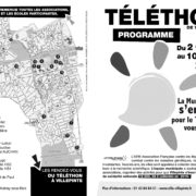 programme du Téléthon 2017 - programme du Téléthon 2017 - Villepinte