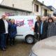 La Mairie de Villepinte (93) offre une voiture aux Restos du coeur