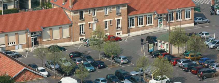 Centre administratif de Villepinte (93)