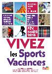 Sports Vacances àVillepinte en février / mars 2018