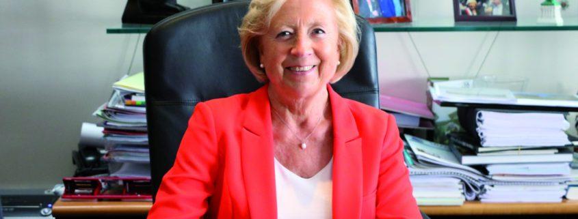 Martine Valleton, Maire de Villepinte (93)