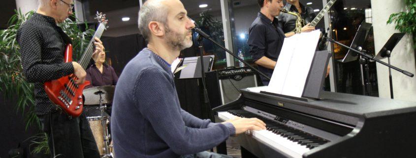 """LE """"French Touch Jazz Quartet"""" en concert au Centre Culturel Joseph Kessel , mercredi 14 novembre 2018"""