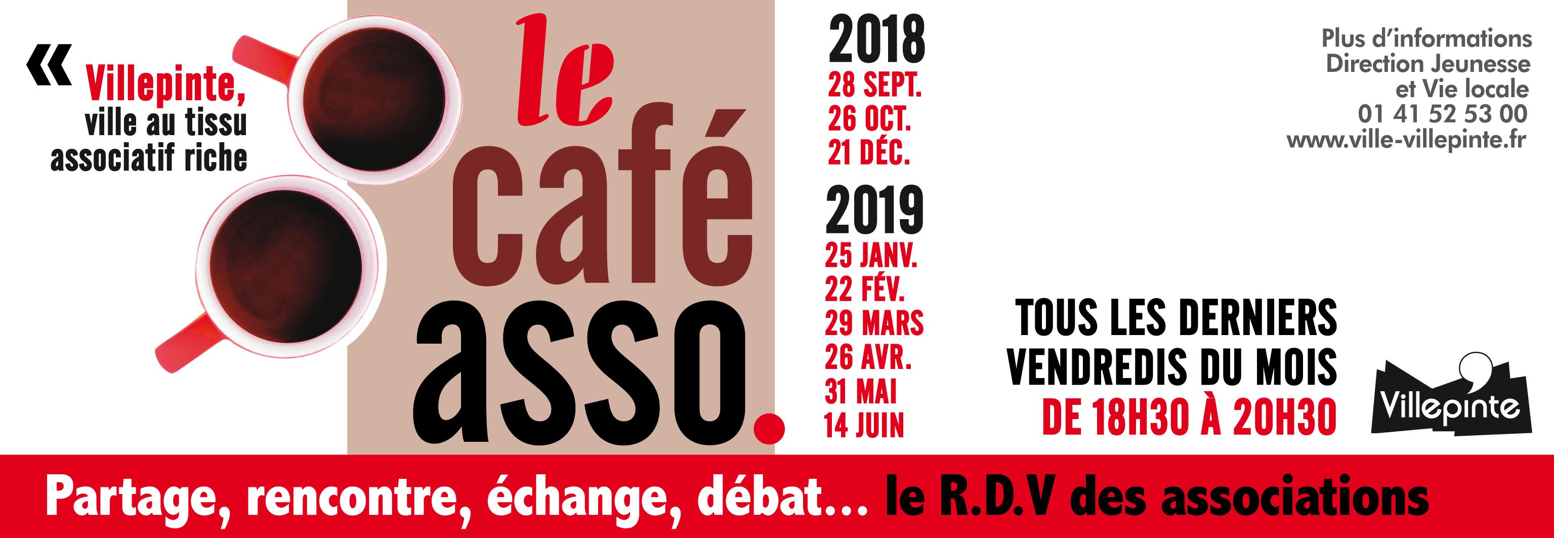 Le Café Asso