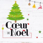 Couer de Noël aux Espaces V de Villepinte mercredi 12 décembre 2018 à partir de 14 heures
