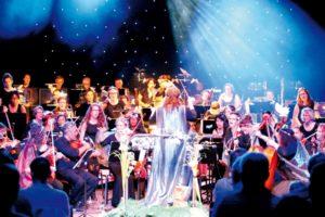 L'Orchestre Symphonique Divertimento aux Espaces V de Villepinte
