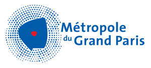 Logo de Métropole du Grand Paris