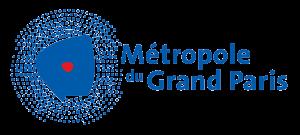 Logo de Métropole du Grand Paris