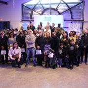Cérémonie des nouveaux logés samedi 9 février 2019 aux Espaces V