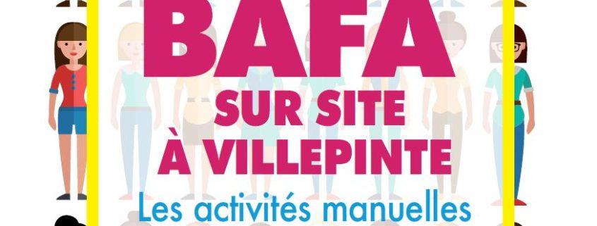 bafa avril 2019 à Villepinte