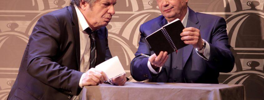 """Photo pièce de théâtre """"Deux mensonges et une véritétous droits réservés Fabienne Rappeneau. Toute utilisation, diffusion interdite sans autorisation de l'auteur."""