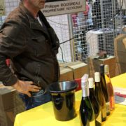 Salon des Vins et Terroirs de Villepinte, samedi 23 et dimanche 24 mars aux Espaces V. En compagnie de Martine Valleton, Maire de Villepinte