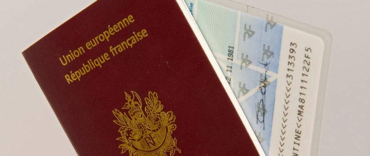 Passeport et Carte d'identité : les rendez-vous en ligne