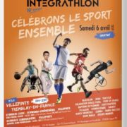 Integrathlon 2019 sur Villepinte et Tremblay-en-France