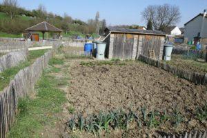 Jardins familiaux de Villepinte (93)
