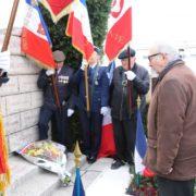 Commémoration de la libération des camps de la mort et de la déportation au square de la déportation de Villepinte -dimanche 28 avril 2019