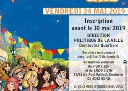 Fête des voisins 2019 à Villepinte (93)