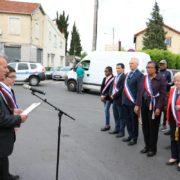 Journée nationale de la résistance à Villepinte