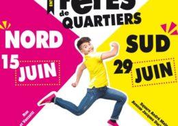 Fêtes de quartiers à Villepinte en juin 2019