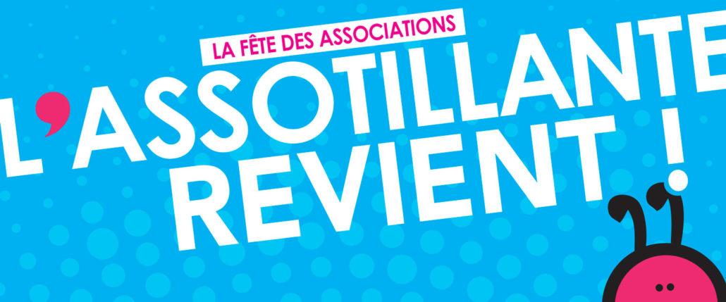 L'Assotillante, la fête des associations villepintoises, revient le samedi 7 septembre 2019