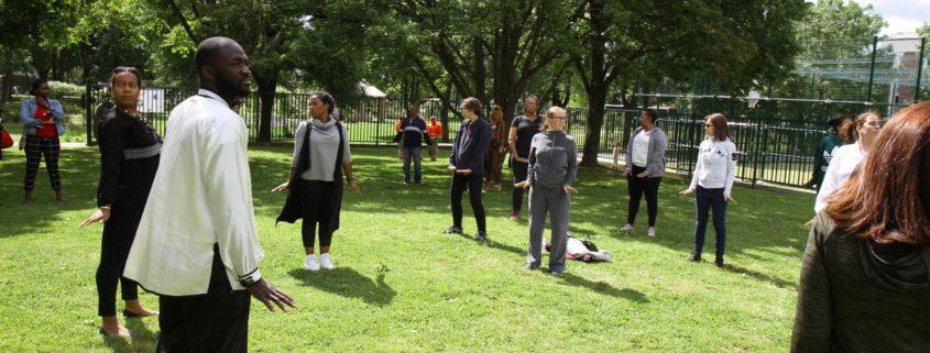 Initiation au Body Zen Tao, samedi 8 juin 2019 au Parc de la Roseraie à Villepinte (93)
