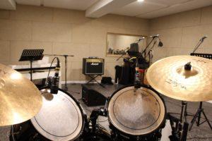 Salle Memphis de répition et d'enregistrement